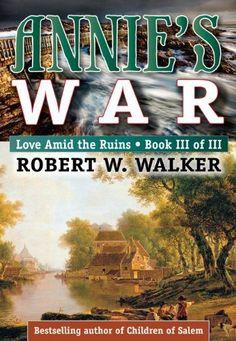 AWARDED BOOK of the MONTH by Amazon.com critic:  ANNIE'S WAR Bk.#3 (Annie's War - Love Amid the Ruins) by Robert Walker, http://www.amazon.com/dp/B00DPQHS4M/ref=cm_sw_r_pi_dp_h6sisb144WWPK