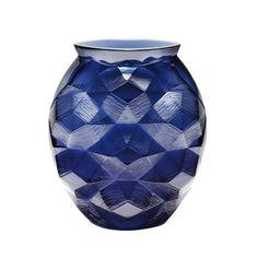 Turtle Vase-Mitternachstblau