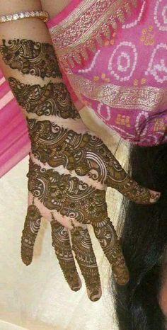 Arabic Mehndi Designs Brides, Khafif Mehndi Design, Basic Mehndi Designs, Latest Bridal Mehndi Designs, Stylish Mehndi Designs, Mehndi Design Pictures, Mehndi Designs For Girls, Wedding Mehndi Designs, Mehndi Designs For Fingers