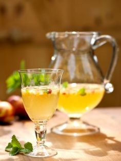 These summer sangria recipes from Food Network are perfect for an outdoor party. The longer your batch of sangria sits, the better the flavor will be. Peach Sangria Recipes, Best Sangria Recipe, White Peach Sangria, Summer Drink Recipes, Summer Drinks, Cocktail Drinks, Cocktail Recipes, Fun Drinks, Festive Cocktails