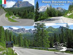 Forcella/Passo Staulanza (1773 m) - Alpi Orientali