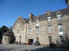 Tulloch Castle, Scotland                                                                                                                                                                                 More