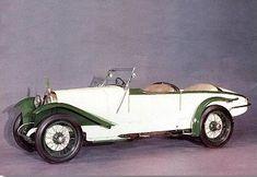 Voisin C5 de 1923
