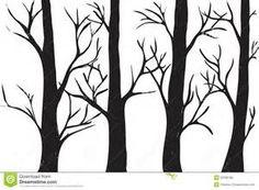 Tree Landscape Silhouette Clip Art - Bing images