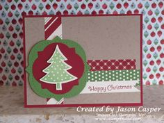 Jason's Stampin' Pad: Christmas with the Freaks!!!