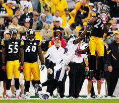 Ike Taylor, Pittsburgh Steelers