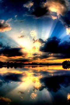 Glorious Sunset Photo...Beautiful