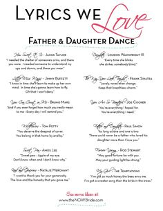 Celebrate Your Wedding Day With A Beautiful Father And Daughter Dance Choreographed Especially For You