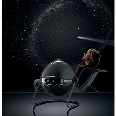 Take 60,000 stars and put them in your room! Home Planetarium.