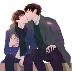 Fanfic / Fanfiction I Hate You, I Love You (Chansoo) - Capítulo 8 - Yixing JongDae Chanbaek Fanart, Fanart Bts, Exo Chanbaek, Chansoo, Exo Ot12, Kyungsoo, Deadpool X Spiderman, Exo Anime, Exo Couple