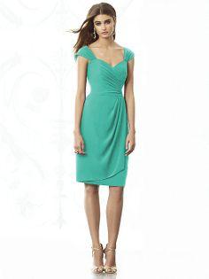 After Six Bridesmaids Style 6687 http://www.dessy.com/dresses/bridesmaid/6687/#.UqJ2303namU