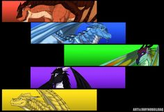 Wings of Fire 2nd Wallpaper by RhynoBullraq.deviantart.com on @deviantART