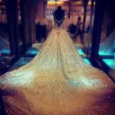It is true that bridal dresses and costumes are very expensive but in foreign countries most of the women love to wear most expensive dre...
