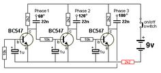 101 - 200 Transistor Circuits Dc Circuit, Simple Circuit, Led Projects, Electrical Projects, Electronic Circuit Projects, Electronic Engineering, Diy Electronics, Electronics Projects, Arduino