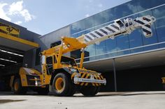 The Ultimate #Franna #Cranes Available Online