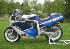 Spiegel links für GSX-R Modell J (BJ 1988 GR77A)