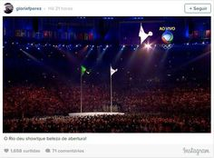 Autora da Globo assiste Olimpíada na Record?