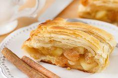 Masa de Strudel Casera Te enseñamos a cocinar recetas fáciles cómo la receta de Masa de Strudel Casera y muchas otras recetas de cocina.