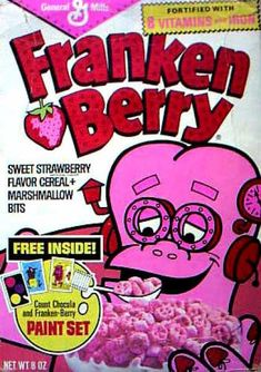 80s cereal -