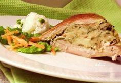 17 pazar töltött sült Karácsonyra | NOSALTY Salmon Burgers, Sandwiches, Turkey, Ethnic Recipes, Foods, Food Food, Food Items, Turkey Country, Paninis