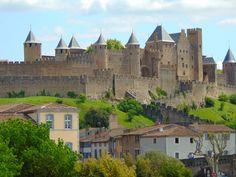 France, Castle Carcassonne France Tourism Carcasso #france, #castle, #carcassonne, #france, #tourism, #carcasso