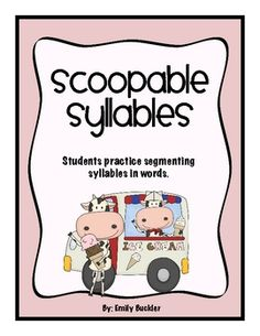 Scoopable Syllables