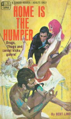 Home Is The Humper by Bert Lind