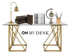 """My Desk"" by ravenallen ❤ liked on Polyvore featuring interior, interiors, interior design, home, home decor, interior decorating, Selamat, IMAX Corporation, Faber-Castell and ferm LIVING"