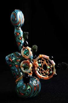 Dreamcatcher bubbler