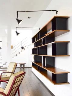 Bookshelf by Charlotte Perriand