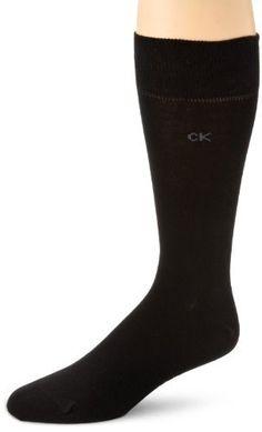 Calvin Klein Men's 3 Pack Combed Flatknit Socks Calvin Klein. $22.00. Spandex for stretch. 72% Combed Cotton/25% Nylon/3% Lycra. Seamless toe. Machine Wash