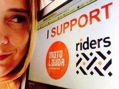 I Support Moto Louda - A photo project for Africa #experienceafrica #ridersforhealth #motolouda