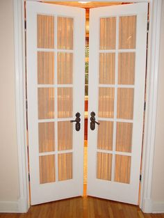 ... Closet door ideas on Pinterest | Closet doors, Sliding closet doors