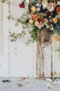 Bohemian modern home. www.shophesby.com