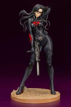 Freddy Krueger, Game Character Design, Character Concept, Character Poses, Baroness Gi Joe, Scarlet, Manga Anime, Statue Base, Bishoujo Statue