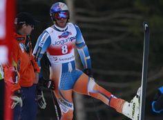 SCIAREMAG.IT - La Coppa del Mondo perde, ancor prima di cominciare, uno dei protagonisti: Aksel Lund Svindal si è rotto il tendine d'Achille...