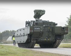 The NEW AJAX Armoured Vehicle [4230 x 3384]
