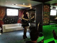 Rose también disfrutó mucho con @ElectricNana  Foto aportada por @LaVieEnRose_84   ¡Gracias Rose!