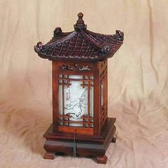 Korean lamp
