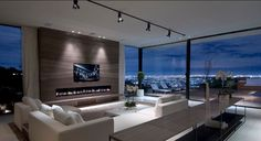 Spectacular Beverly Hills Residence, a Showcase of Modern Living - http://freshome.com/2010/08/26/spectacular-beverly-hills-residence-a-showcase-of-modern-living/