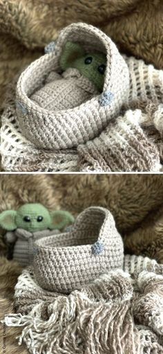 star wars yoda crochet patterns baby yoda crochet pattern the mandalorian doll pattern baby yoda plush star wars pattern amigurumi toy pattern baby alien crochet Crochet Gratis, Crochet Amigurumi, Amigurumi Patterns, Crochet Dolls, Free Crochet, Knit Crochet, Crotchet, Knitted Dolls, Easy Crochet