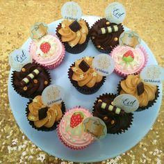 35 Eid Mubarak Cup Cake Edible Wafer Toppers Decorations PRE-CUT// NON PRE-CUT
