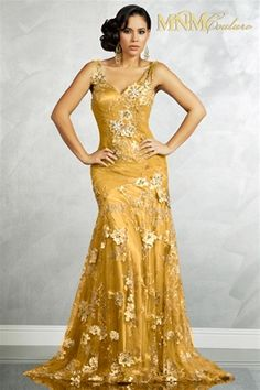 MNM Couture Prom Dress