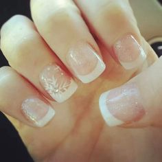 Natural winter nails