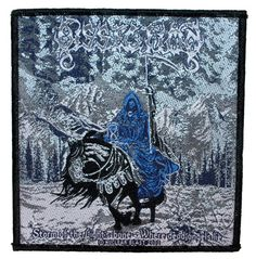 Band Dissection Storm of the Light's Bane Black by YourPatchStore