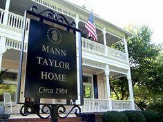 MANN TAYLOR HOME CIRCA 1904 - 46 Jackson Street, Newnan, GA For Sale $449,000