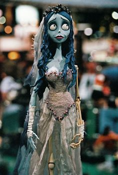 Corpse Bride by PsychedelicOrange Corpse Bride Doll, Emily Corpse Bride, Corpse Bride Costume, Tim Burton Corpse Bride, Bride Dolls, Arte Tim Burton, Laika Studios, Dead Bride, Tim Burton Characters