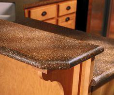 Merveilleux Acrylic Solid Surface Countertop