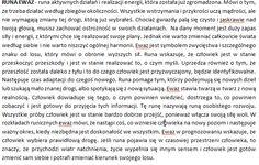 runa ewaz - znaczenie (szkola run Emma Lange)