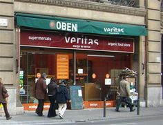 Supermercado Veritas Via Laietana, Barcelona